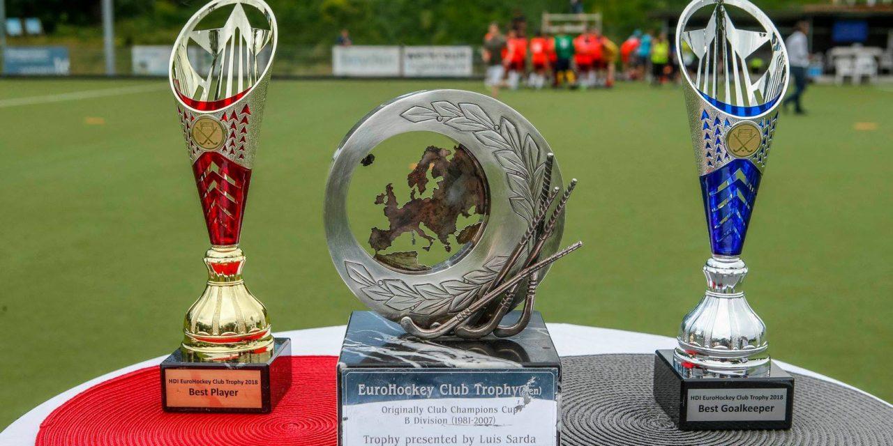 Домакините и отборите в 2020 EuroHockey Club шампионатите бяха съобщени