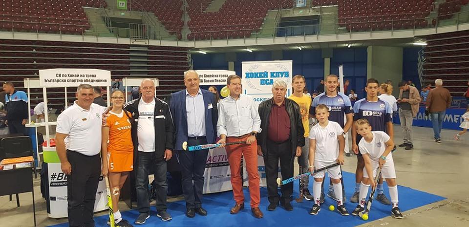 Започна европейската седмица на спорта