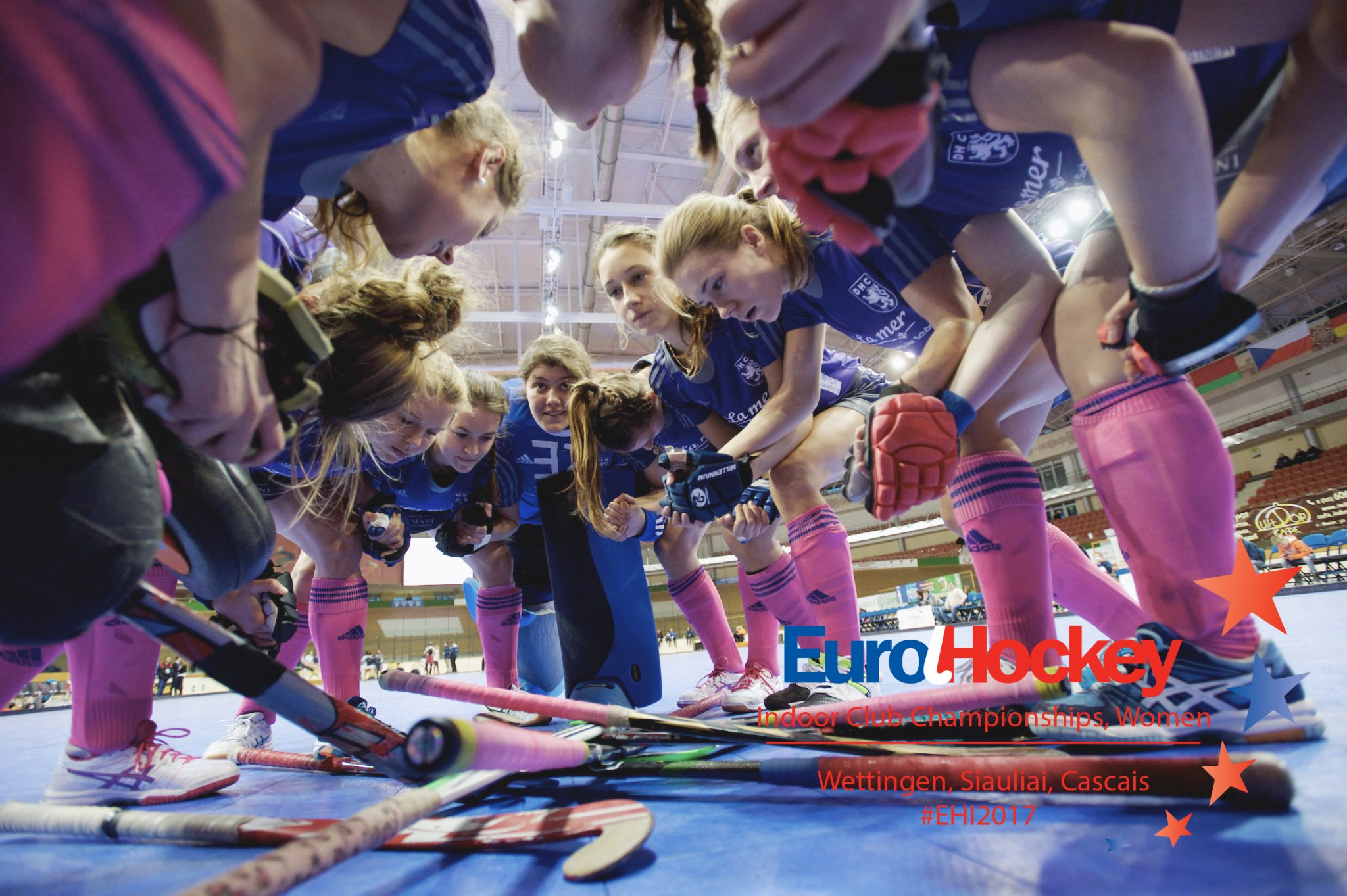 Готови ли сте за турнирите в зала – 2020 EuroHockey Indoor Club шампионати, участници и домакини