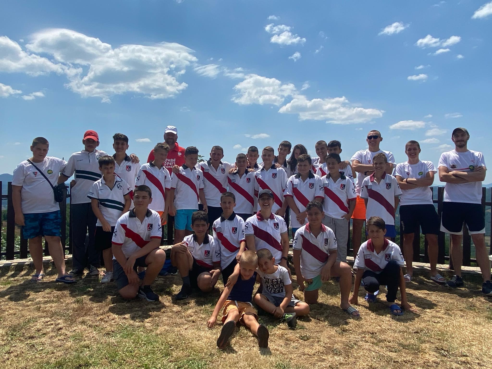 Лагер-сбор НО15 момчета в Неделино